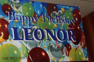 Leonors Birthday 2012